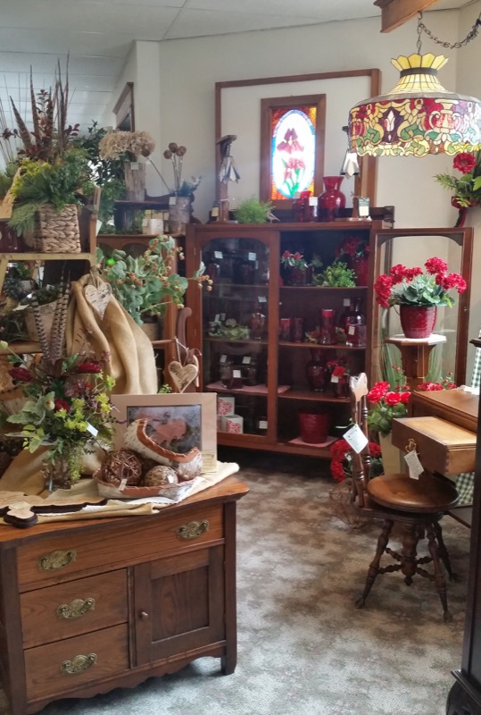 Shaw Florists - Amish & Antiques photo 4