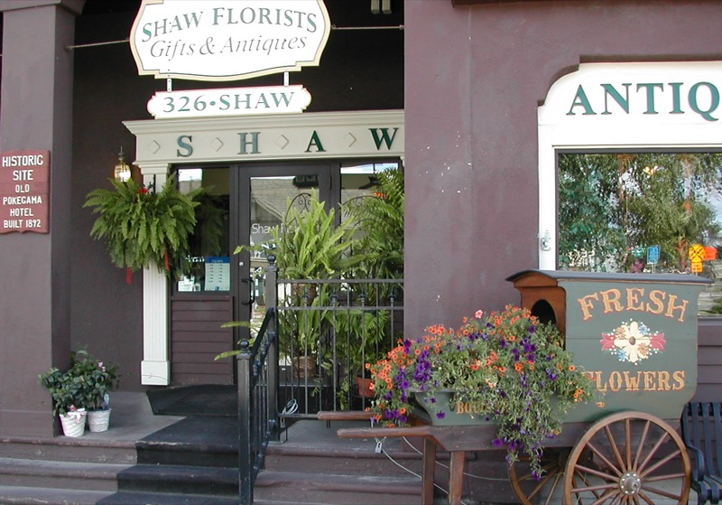 Shaw Florists - Amish & Antiques photo 2