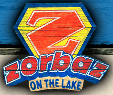 Zorbaz on the Lake
