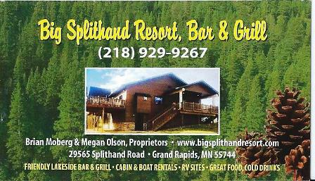 Big Splithand Resort Bar & Grill