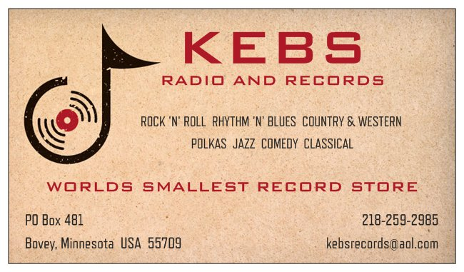 KEBS Records
